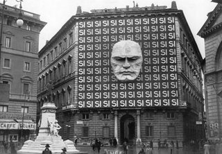 Fascist Headquarters, Italy, 1934