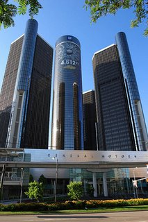 General Motors headquarters building