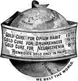 Advertisement for a cure-all