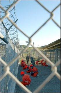 Captives held at Guantanamo Bay, Cuba