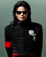 Michael Jackson at the White House, April 1990