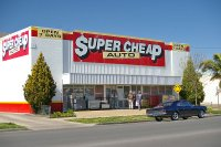 Super Cheap Auto. Wagga Wagga, New South Wales, by Bidgee
