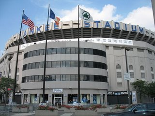 Yankee Stadium (exterior)