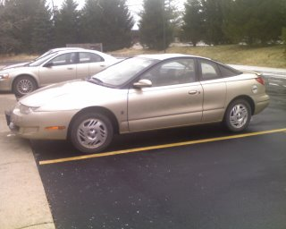 Don Appleman's 1999 Saturn SC2 (35+ mpg)