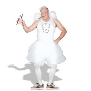 Tooth Fairy Costume from buycostumes.com